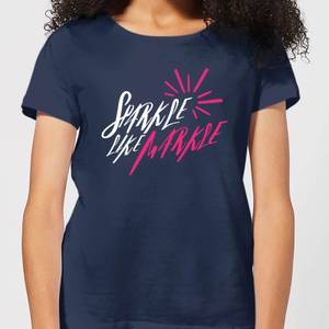 Sparkle Like Markle Women's T-Shirt - Navy