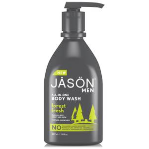JASON Men's Body Wash Forest Fresh Pump