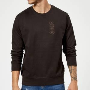 Wild And Free Sweatshirt - Black