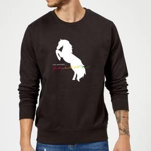 The Original Unicorn Sweatshirt - Black