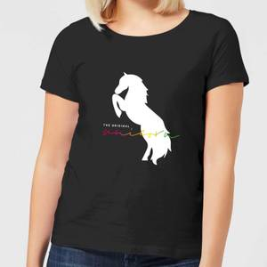 The Original Unicorn Women's T-Shirt - Black