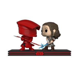 Star Wars Die letzten Jedi (The Last Jedi) Rey & Praetorian Guard Pop! Movie Moment