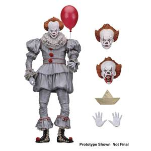"NECA IT - 7"" Scale Action Figure - Ultimate Pennywise (2017)"