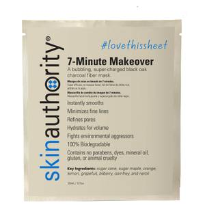 Skin Authority 7-Minute Makeover Mask