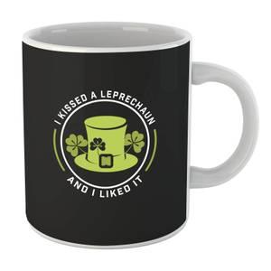 I Kissed A Leprachaun And I Liked It Mug