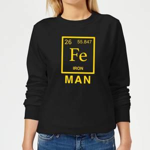 Fe Man Women's Sweatshirt - Black