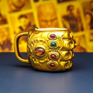 Taza Guantelete del Infinito - Marvel Vengadores: Infinity War