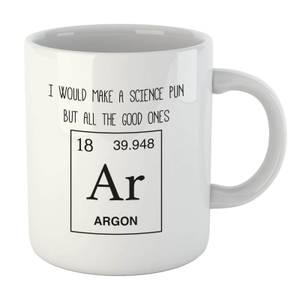 Periodic Pun Mug