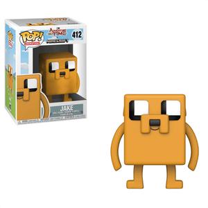 Adventure Time x Minecraft Jake Pop! Vinyl Figure