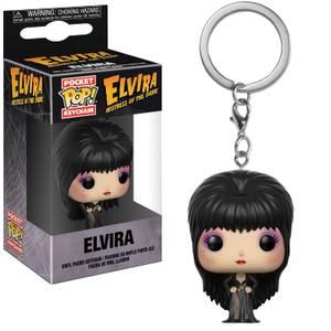 Llavero Funko Pop! Elvira - Elvira, reina de las tinieblas