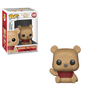 Disney Christopher Robin Winnie The Pooh Funko Pop! Vinyl