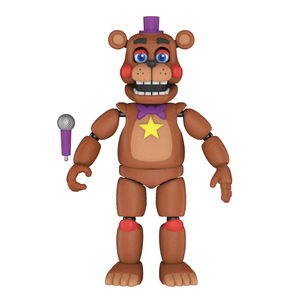 Figurine Funko - Freddy - Five Nights at Freddy's Pizza Simulator Rockstar