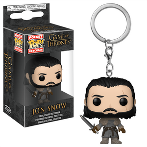Porte-Clé Pocket-Pop! Jon Snow - Game of Thrones
