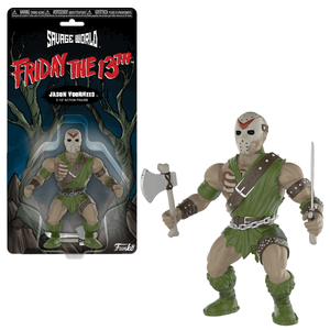 Funko Savage World: Friday the 13th - Jason Voorhees Action Figure