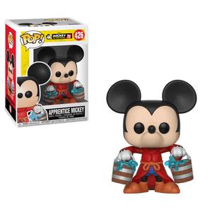 Disney Mickey's 90th Apprentice Mickey Pop! Vinyl Figur