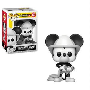 Disney Mickey's 90th Firefighter Mickey Pop! Vinyl Figure