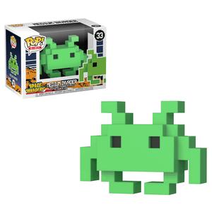 8 Bit Space Invaders Medium Invader Funko Pop! Vinyl