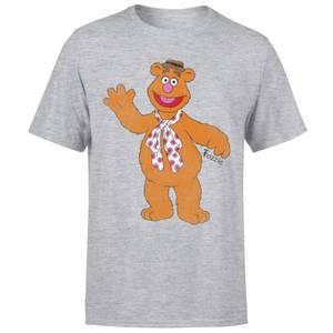 T-Shirt Homme Fozzie Muppets Disney - Gris
