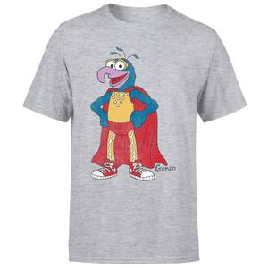 T-Shirt Homme Gonzo Muppets Disney - Gris
