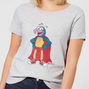Disney Muppets Gonzo Dames T-shirt - Grijs