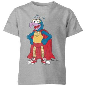 Disney Muppets Gonzo Classic Kids' T-Shirt - Grey