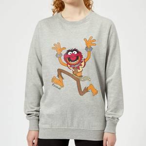 Disney Muppets Animal Classic Women's Sweatshirt - Grey