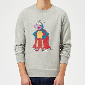 Disney Muppets Gonzo Classic Sweatshirt - Grey