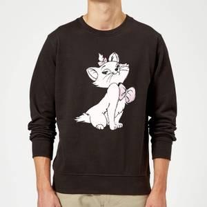 Disney Aristocats Marie Sweatshirt - Black