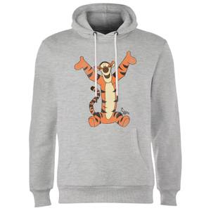 Sudadera Disney Winnie The Pooh Tigger - Hombre/Mujer - Gris