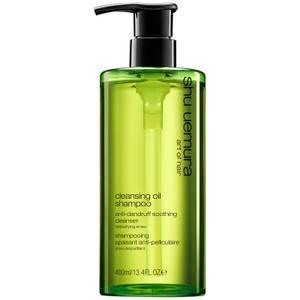 Shu Uemura Art of Hair Cleansing Oil Anti-Dandruff Shampoo 400ml