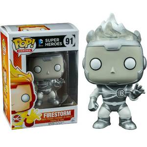 DC Comics Firestorm White Lantern EXC Pop! Vinyl Figure