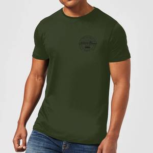 Native Shore Men's West Coast T-Shirt - Forest Green