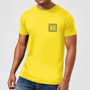 Native Shore Men's LAX Free Surf T-Shirt - Yellow