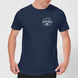 Native Shore Men's West Coast T-Shirt - Navy