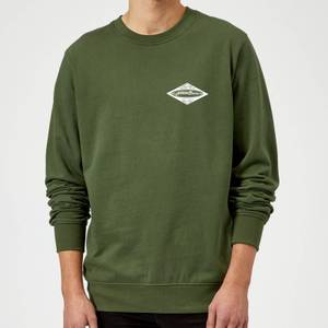Sweat Homme Core Board Native Shore - Vert
