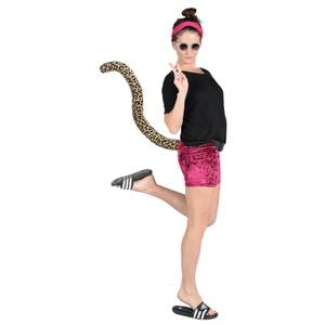 TellTails Wearable Leopard Tail for Adults