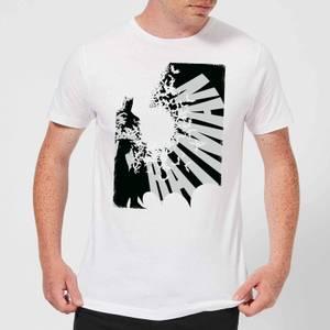 DC Comics Batman Bat Spread T-Shirt in White