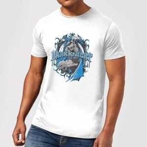 DC Comics Batman DK Knight Shield T-Shirt in White