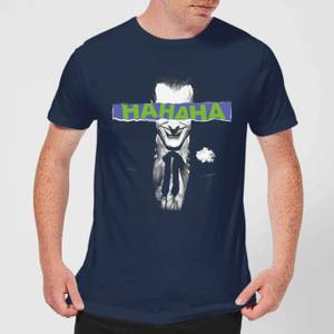 DC Comics Batman Joker The Greatest Stories T-Shirt in Navy