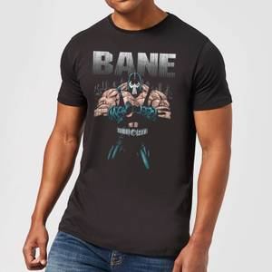DC Comics Batman Bane T-Shirt in Black
