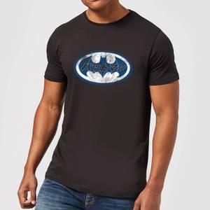 Batman Japanisches Logo T-Shirt - Schwarz