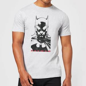 DC Comics Batman Solid Stare T-Shirt in Grey