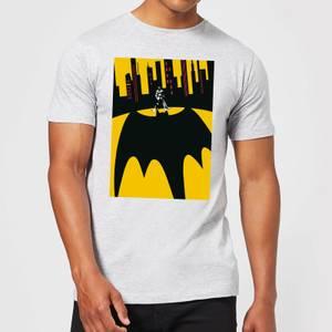 Batman Bat Shadow T-Shirt - Grau