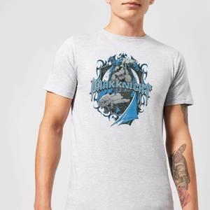 Batman DK Knight Shield T-Shirt - Grau