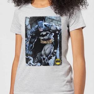 Batman Urban Legend Damen T-Shirt - Grau