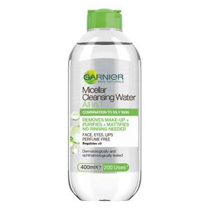 Garnier Micellar Cleansing Water Oily/Combination Skin 400ml
