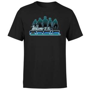 Camiseta Ready Player One Welcome To The Oasis - Hombre - Negro