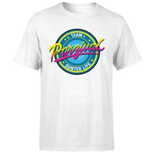 Ready Player One Team Parzival T-Shirt - White
