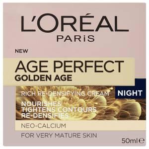 L'Oréal Paris Age Perfect Golden Age Rich Night Cream 50ml