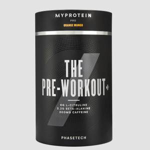 Myprotein THE Pre Workout+ with PhaseTech